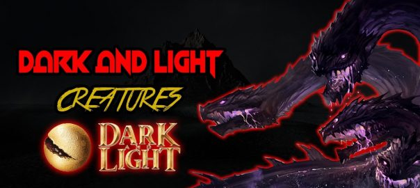 Dark and Light | Taming Monsters & Mythological Creatures