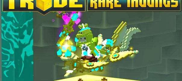HOW TO GET TROVE'S RAREST MOUNTS