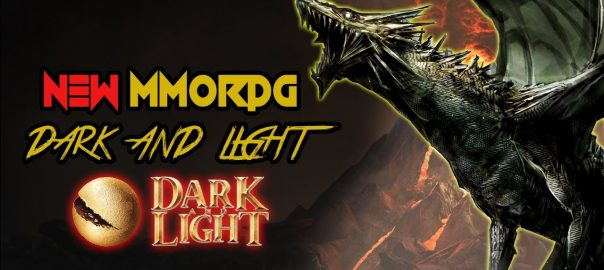 NEW MMORPG | Dark and Light | What We Know